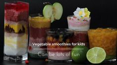 Making smoothies for kids is not just about getting in their nutritional requirements. it is also about making the whole process fun.  Change getting their vegetables in from being a chore to being a fun kids activity!  #KidsActivities #EasyHealthySmoothy #FunSmoothies #GuestPost