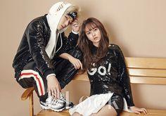 Kim So Hyun and Block B - 1st Look Magazine Vol.84