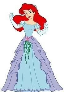 Photo of Princess Ariel for fans of Disney Princess 6342858 Disney Princess Fashion, Disney Princess Dresses, Princess Gowns, Disney Fashion, Disney Fan Art, Disney Love, Ariel Disney, The Little Marmaid, Princess Illustration