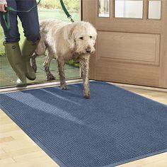 Floor Saving Microfiber Mud Rugs Absorb Water And Dirt