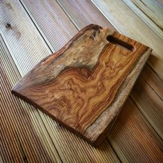 Rose wood cuttingboard