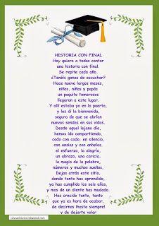 El rincón de infantil: poesías