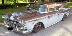 1959 Nash Rambler Cross Country Wagon by Gas Monkey Garage