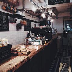 Neighborhood coffee go to ☕️ () #winstonscoffee
