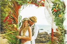La boda de Lucía » Ideas para que tu boda sea un éxito » Destination wedding in Maui Beach #bodasenlaplaya