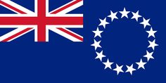 This is the national flag of the Cook Islands, an island nation found in the South Pacific Ocean. Want to learn more? Check out these Cook Islands maps. Billie Holiday, Jeff Koons, Arctic Monkeys, Flags Of The World, Countries Of The World, Cook Islands Flag, Small Island Developing States, Geography Quiz, Cook Islands