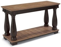 Flexsteel Furniture: Urban Renewal Collection: LaurelSofa Table (6642-04)