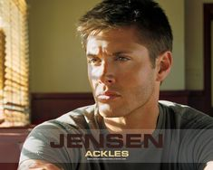 Jensen Aclkes WallPaPeR - BogOsS