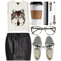 """Busy"" by sweetnovember19 on Polyvore"