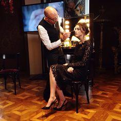 dolcegabbanaDolce & Gabbana Discovering the new Dolce&Gabbana Dolce Matte lipstick collection with Vittoria Ceretti. #dolcelips #dgbeauty #vittoriaceretti