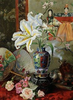BEAUTIFUL PAINTINGS: Marianne NORTH