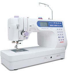 Janome Memory Craft 6500P Sewing Machine Dream Machine!