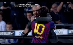 """""""I love you too, bruh.""""   17 Coaches Who Have Something Important ToSay    Always gotta love it when Barca beats those damned Galacticos!"""