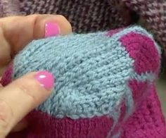 Learn Something New: Heel Stitches - Knitting Daily - Blogs - Knitting Daily