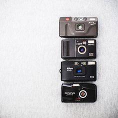 Leica Mini Samples functional vintage 35mm film camera