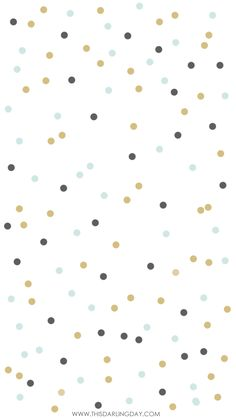 White navy mint confetti spots  iphone phone background wallpaper lock screen