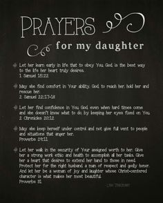 Seeking scripture to aid in fighting for your daughter& heart? This is a free & Prayers for My Daughter& printable, originally written by Lysa Terkeurst. Prayers For My Daughter, Mother Daughter Quotes, To My Daughter, Mom Prayers, Beautiful Daughter Quotes, Simple Prayers, Powerful Prayers, Everyday Prayers, Mother Daughters