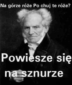 Haha Funny, Funny Cute, Funny Poems, Depression Memes, Sad Pictures, Old Memes, Polish Memes, Man Humor, Best Memes