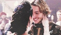 * spoilers Adelaide Kane reign toby regbo reignedit mary x francis frary Francis x Mary reignspoilers reign spoilers otp; because i love you