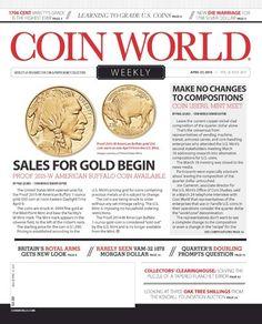 Coin World : Monthly Magazine