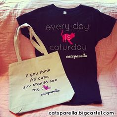 The Catsparella Pre-Holiday Blowout Sale! Crazy Cat Lady, Crazy Cats, Holiday Sales, Cat Stuff, Reusable Tote Bags, Glamour, My Style, Fashion, Cats