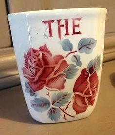 Ancien pot à thé Digoin