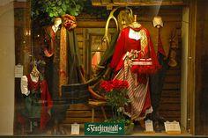 Traditional dress shop, Salzburg