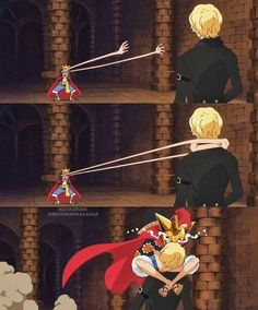 I almost cried at this scene.. #onepiece