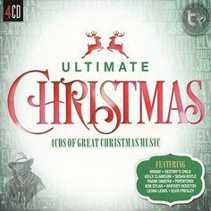 ultimate christmas 4cds of great christmas music 2015 christmas cds christmas albums - Best Christmas Cds