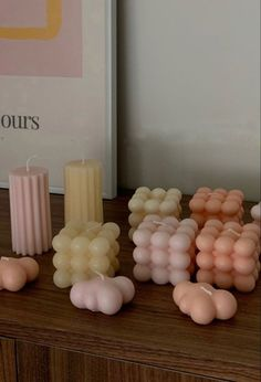 Cute Candles, Best Candles, Soy Candles, Room Ideas Bedroom, Bedroom Decor, Pastel Room, Pastel Decor, Uni Room, Aesthetic Room Decor