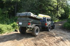 Off-Road Trailers - Page 11 - NAXJA Forums -::- North American XJ Association