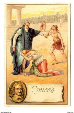 Corneille poète dram