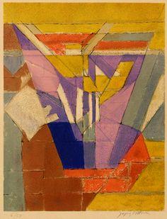 Jacques Villon - Ascension, 1958