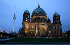 Berlin. Germany's the last country in Western Europe I've yet to get to...
