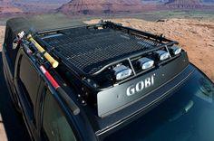xterra roof rack gobi - Google Search