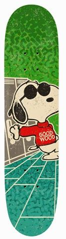 Goodwood Skateboard Company: Graphics Gallery