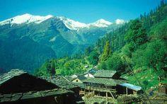 Tosh village, Parvati Valley, Himachal Pradesh
