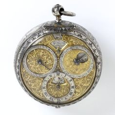 Watch, Jean Rousseau, Switzerland, 1660 - 1670