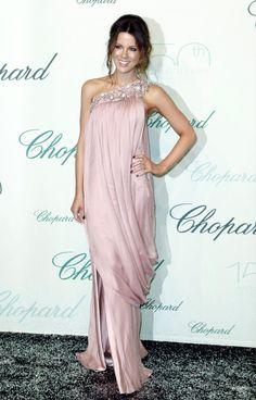 Kate Beckinsale in a stunning Temperley London