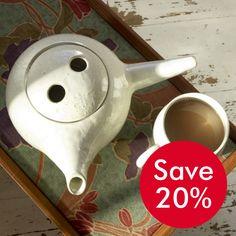 SALE Handmade Teapot » Pretty Dandy