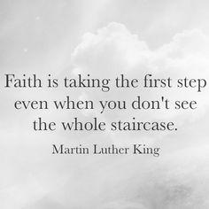 inspiring words from a brave warrior #MLK