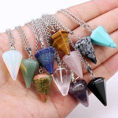 Enchanted Pendulum Necklace