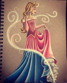 Klohart Disney Aurora