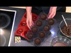 Receita Minuto: Cupcake Bola de Natal