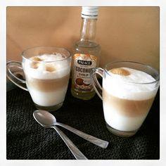 Gumimacik: Kókuszos latte