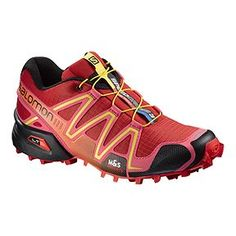 salomon speedcross 3 vs inov8 x talon red rosa