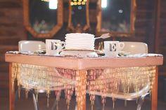 Intimate Minnesota Wedding // paper clips??