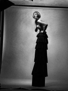 Grazette Of Sweden - Photographer Rasmus Wallin  Fashion Stylist Darwina Slioa P.  Model Elle Frostegard  Hair Stylist Joe-Yves Asmar