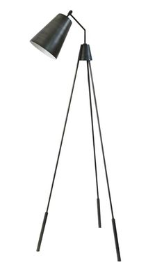 Amato Floor Lamp Silver - 8808562 | OfficeFurniture.com