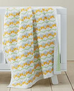 Reversible Maude Quilt by Hanna Andersson